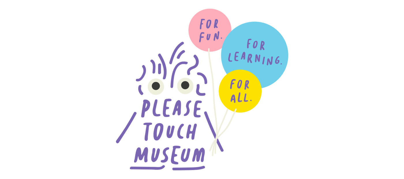 Image result for please touch museum logo